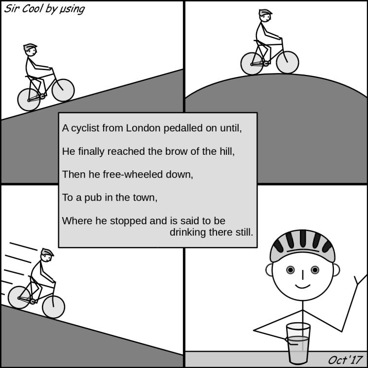 Cyclist27Oct17
